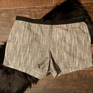 NWOT Forever 21 Specialty High Waisted Shorts Sz M